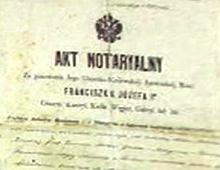 Z historii Notariatu